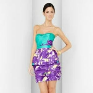 BCBGMAXAZRIA Ultraviolet Dress